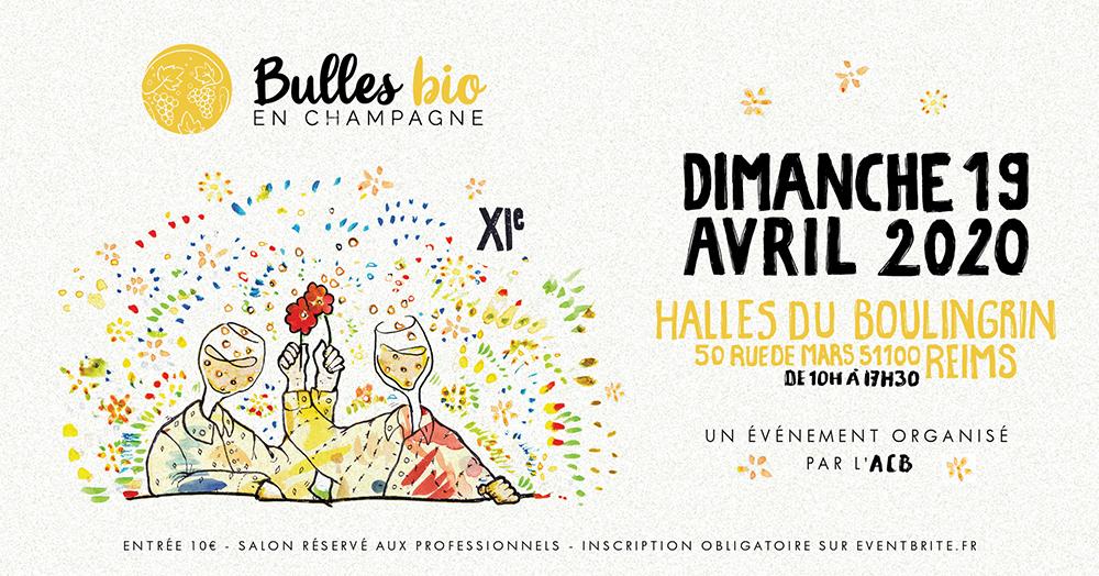 Bulles Bio 2019